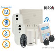 Kit Agility V3 - 2 PIRcam + GSM et IP NFA2P