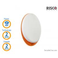 Risco - Sirène extérieure sans fil bidirectionnelle avec flash NFA2P