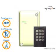 Intratone - Kit de contrôle d'accès par digicode