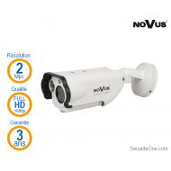 Caméra Tube AHD 2 MPX 2.8~12 mm IR 30m IP66