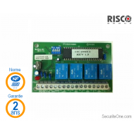 Risco - Extension sorties LightSYS / ProSYS - 4 relais