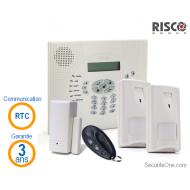 Kit alarme sans fil RISCO Wisdom