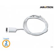 Jablotron - Détecteur d'ouverture magnétique à encastrer filaire