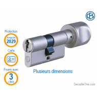 CES - Cylindre à bouton PSM